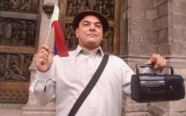 Carlos Celdran. Photo: SCMP