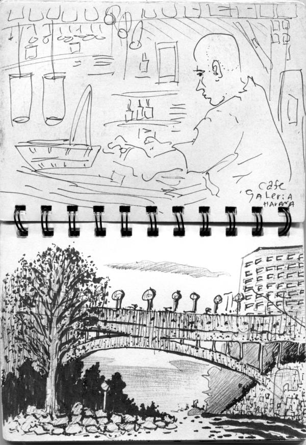 Havana Sketch 6143