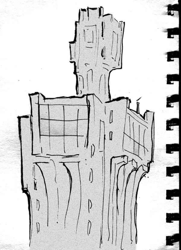 Russian Embassy Sketch other 3